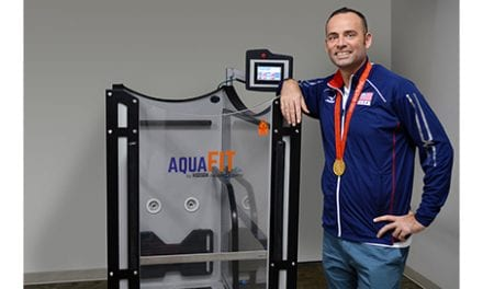 Olympic Gold Medalist Lloy Ball Signs Agreement to Endorse Hudson Aquatic Systems Products
