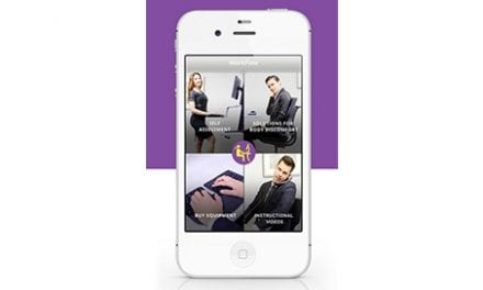 WorkPose App Helps Users Adjust Workplace Ergonomics with Ease