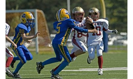 Learn Safe Football Play Early On to Help Prevent Injuries, AAP Notes