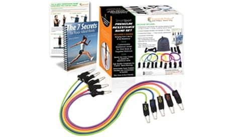 SmarterLife Products Introduces SmartSport Resistance Bands