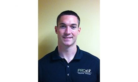 ProEx Staff PT David Melchiorri Earns Fellow Designation