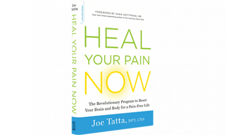 Physical Therapist-Authored Book Shares Tips for Living Pain-Free