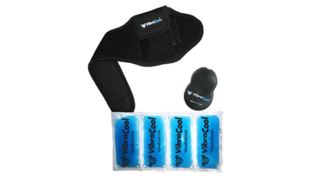 MMJ Labs Debuts Wearable VibraCool Massaging Ice Therapy