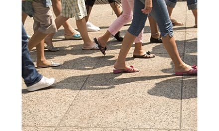Study Sheds Light on Why Humans Walk the Way They Do