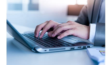 Typing Speed Regained a Few Weeks After Carpal Tunnel Surgery, Study Notes