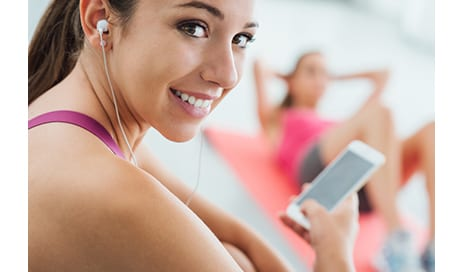 Music May Help Make High-Intensity Interval Training More Palatable