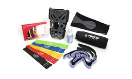 Injury Specific Care Kits Offer Complete Solution to Pains and Strains
