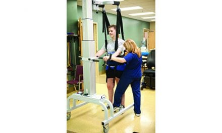 Getting Neuro Patients Back On Their Feet