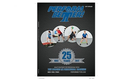 Perform Better's 2017 Catalog Now Available
