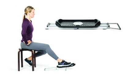 Knee Glide from OPTP Offers Safe and Easy Low-Impact Exercise