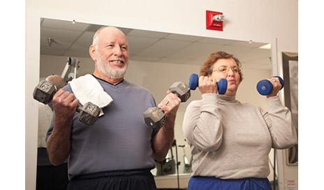 For Older Adults with Arthritis, Even One-Third of Recommended Activity Can Be Beneficial