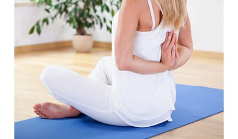 Yoga May Be Helpful for People with Chronic Back Pain