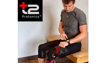 Protonics T2 Left Leg Exoskeleton Can Be Programmed for Resistance
