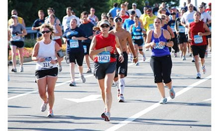 Distracted Runners May Be More Likely to Experience Leg Injuries