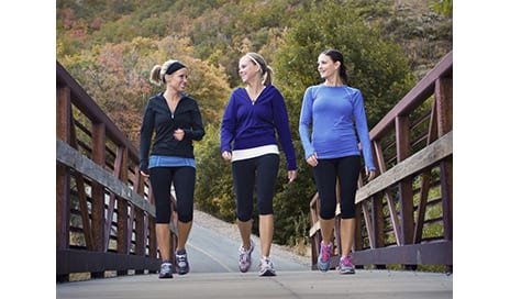 HSA Health Plan and Wellable Offer Walking Incentive Program