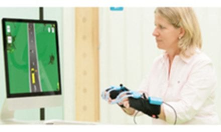 YouGrabber Glove System Delivers Therapy Via Virtual Reality