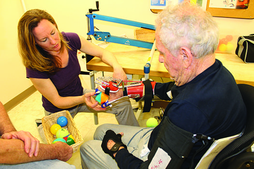 Technology-Enhanced Stroke Treatment