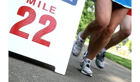Study: Marathon Running May Cause Short-Term Kidney Injury