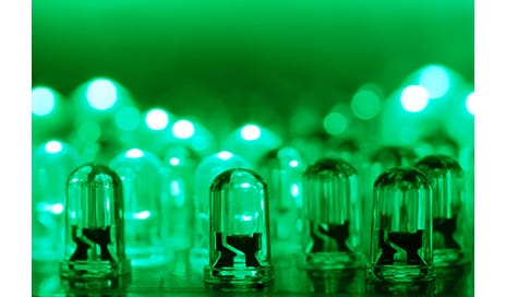 Green LED Light Seen as a Promising Way to Treat Chronic Pain