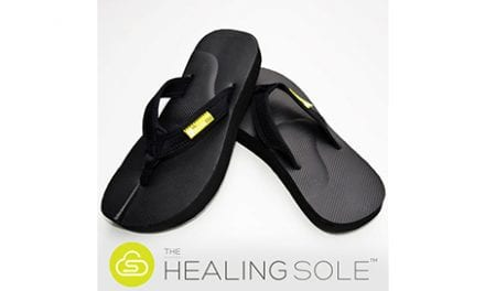 Self-Treat Plantar Fasciitis with The Healing Sole