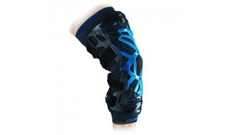 DJO Global Introduces the 3D OA Reaction TriFit Web Knee Brace