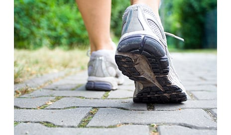 Walking Can Benefit the Brain as Well as the Body