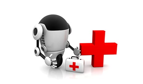 Concussion Diagnosis Via Robot a Possibility for Rural Areas, Per Study