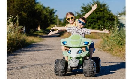Risk Factors for ATV-Related Injuries in Children Are Preventable, Researchers Say