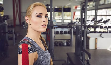 Lindsey Vonn is a New Brand Ambassador for TheraBand