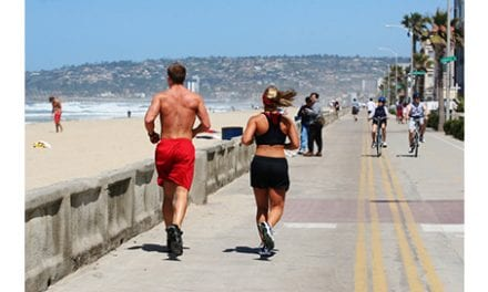 High Levels of Exercise Possibly Linked to Slower Cellular Aging
