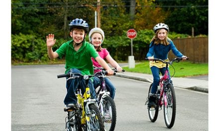 Nearly 40% of Kids Don't Wear Helmets While Riding, Report Suggests