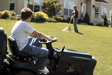 Physicians Remind Lawn Mower Users to Be Safe Around Children