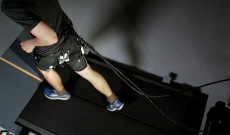 Robotic Exosuit May Help Reduce Metabolic Costs of Treadmill Running