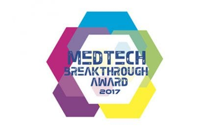 Oska Pulse Recognized as a MedTech Breakthrough Award Winner