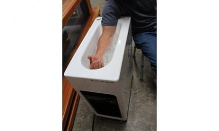 Hudson Aquatic Systems Offers CET CryoSpas to US Market