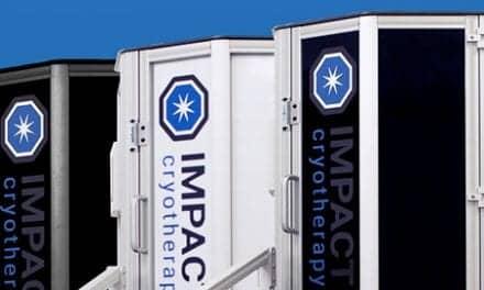 Impact Cryotherapy's Cryosaunas Line Earns ETL Mark