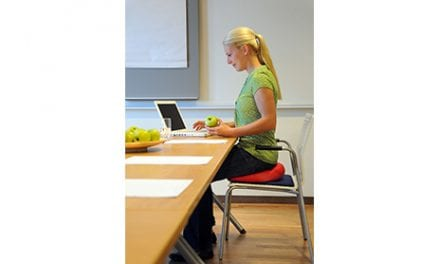 SISSEL Offers SITFIT and SITFIT Plus for Active Sitting