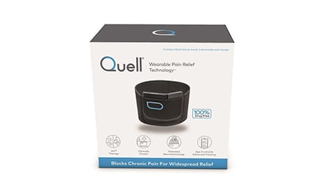 NeuroMetrix Receives Patent for Quell Control During Sleep