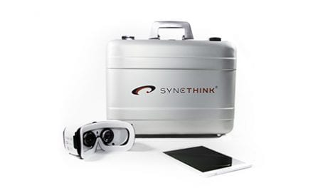 Stanford Children's Health Adopts SyncThink Eye Tracking Technology