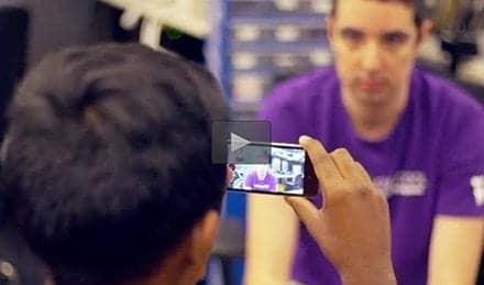 PupilScreen Aims to Provide Concussion Detection Via a Smartphone App