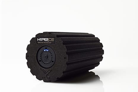 Hyperice VYPER Adds Vibration Technology to Traditional Foam Rolling