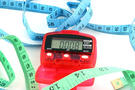 Step It Up to Keep BMI Steady in Middle Age, Researchers Note
