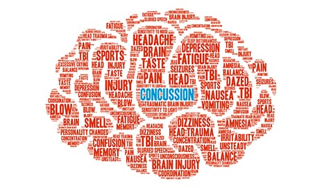 Convergence Insufficiency May Prolong Concussion Recovery