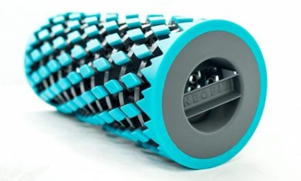 Collapsible Neofit Foam Roller Debuts on Kickstarter