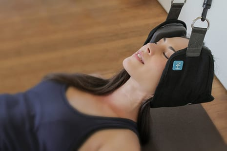 Neck Hammock for Pain Relief Available on Kickstarter
