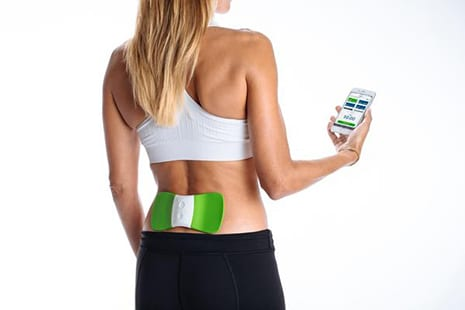 WiTouch Pro TENS Device Enables WiFi-Controlled Back Pain Relief