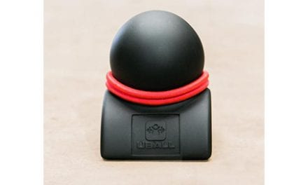 Dual-Function UBALL Delivers Deep Massage and Relieves Scar Tissue
