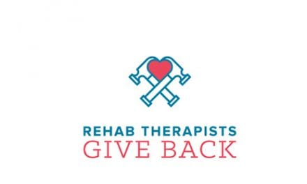 WebPT Launches Rehab Therapists Give Back Campaign