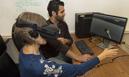 Arm Rehab Via Virtual Reality a Possibility for Stroke Patients