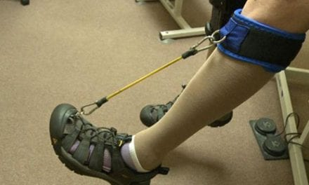 NewGait Offers a Way to Help Patients Regain a Normal Walking Gait